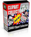 Thumbnail Clipart Collection - 25 000