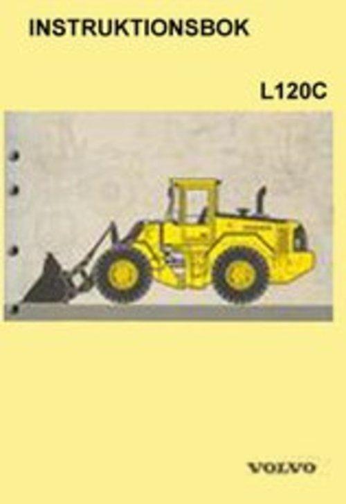 Product picture Instruktionsbok Volvo BM L120C